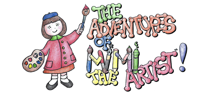 The Adventures of Mimi the Artist!  An Art Education book series for young children!